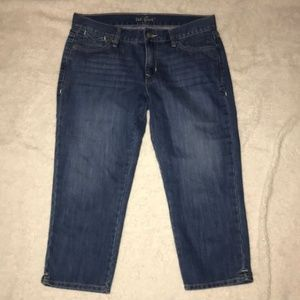 Old Navy Cropped Jean size 8